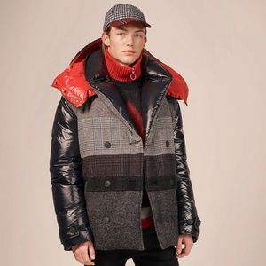 Tommy Hilfiger Jackets & Coats - Tommy Hilfiger collection runway down hooded coat